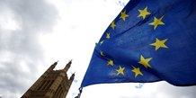 Brexit: londres veut accelerer les negociations avec barnier
