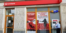 Millennium et alior ont fait une offre sur eurobank