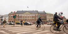 Danske bank Copenhague Danemark