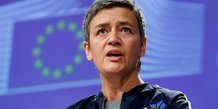 Vestager, Margrethe, Commission, Bruxelles,