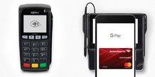 Google Pay terminal Ingenico