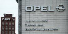 Opel (psa) va encore reduire sa production a russelsheim