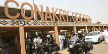 Guinée Conakry police aéroport