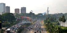 Abidjan circulation Côte d'Ivoire