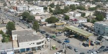 Nouakchott Mauritanie ville