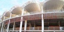 Les nouvelles arènes de Lunel, signées Jacques Ferrier, inaugurées le 29 septembre 2018