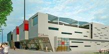Le projet, confié à l'agence d'architecture perpignanaise Ecotype