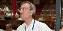 Yannick d'Escatha CNES Ariane 5