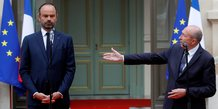 Gérard Collomb, démission, Emmanuel Macron, Edouard Philippe, ministre de l'Intérieur,
