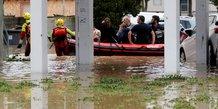 Les pluies font au moins sept morts dans l'aude