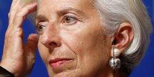 Lagarde (fmi) n'ira pas a la conference economique de ryad