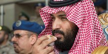 Prince Mohammed bin Salman, Arabie Saoudite