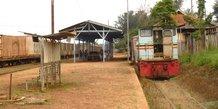 Ouganda Gare ferroviaire Tororo