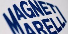 Le japonais calsonic rachete magneti marelli a fiat pour 6,2 milliards de dollars