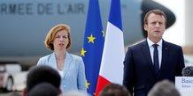 Florence Parly, ministre des Armées, Emmanuel Macron, France, Défense,