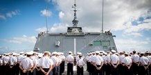 Marine nationale Louvois ministère des Armées