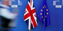 Brexit: accord presque boucle sur l'acces des services financiers gb a l'ue