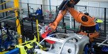 robotisation, PME, emploi, industrie, usine Dieppe