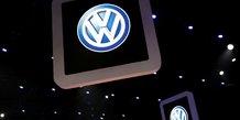 Volkswagen, logo,