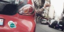 OuiCar, location de voitures, libre-service, autopartage