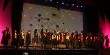 La nouvelle promotion est composée au total de 83 étudiants