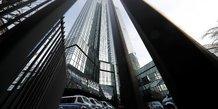 Nouveaux soupcons contre deutsche bank dans le scandale danske