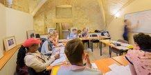 L'école de français langue étrangère, LSF à Montpellier