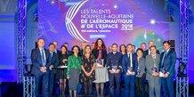 4e édition Talents Nouvelle-Aquitaine de l'Aéronautique et de l'Espace