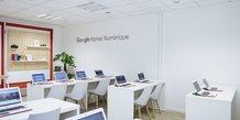 Ateliers numeriques Google Rennes
