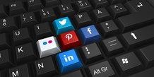 réseaux sociaux, Internet, Gafa