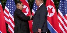 Trump dit qu'il pense revoir prochainement kim jong-un