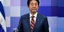 Le premier ministre japonais veut un traite de paix avec la russie