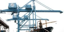 Douala port conteneurs terminal