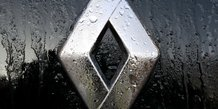 Renault, logo, automobile