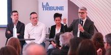 Conférence débat big Data et santé avec le laboratoire Roche