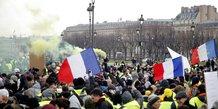 France: un journaliste agresse par un gilet jaune en lorraine
