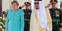 Allemagne Angela Merkel Arabie Saoudite exportation armes