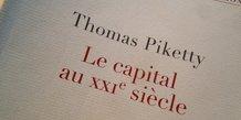 Piketty, inégalités, COUV, Capital