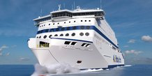 Brittany Ferries GNL