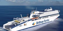 Britanny Ferries, navire, transport maritime,