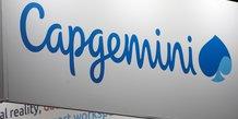 Capgemini se dit confiant pour 2019, prevoit d'ameliorer sa marge