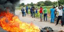 Zimbabwe: 68 blesses par balles lors des violentes manifestations