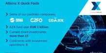 Allianz X venture
