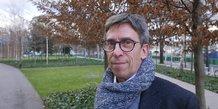 Jean-Marc Lisner, le directeur de la filiale du négociant bordelais Castel au Japon