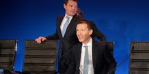 Pieter Elbers, Ben Smith, Air france-KLM,