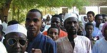 tchad population
