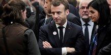 Emmanuel Macron, Salon de l'agriculture, SIA2019