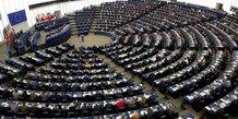 Blanchiment d'argent: les parlement europeen critique les etats