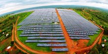 Rwanda centrale solaire Gigawatt Global
