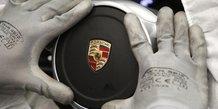 Porsche veut garder une marge a deux chiffres